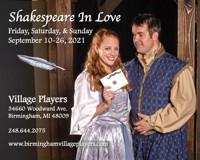 Shakespeare in Love in Detroit