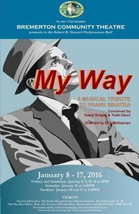 MY WAY - A Musical Tribute to Frank Sinatra in Seattle