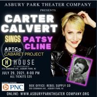 CARTER CALVERT SINGS PATSY CLINE  in New Jersey