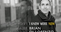 Brian De Lorenzo: I Know More Now CD Release Concert in Boston