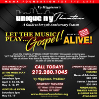 Let The Music Play Gospel in Broadway