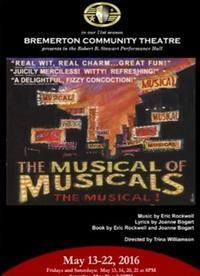 MUSICAL OF MUSICALS: The Musical ! in Seattle