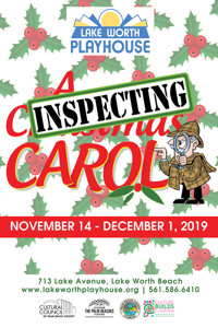 Inspecting Carol in Fort Lauderdale