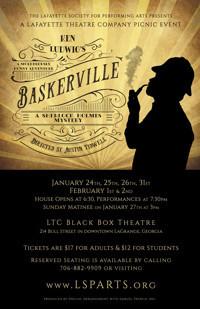 Ken Ludwig's Baskerville: A Sherlock Holmes Mystery in Atlanta