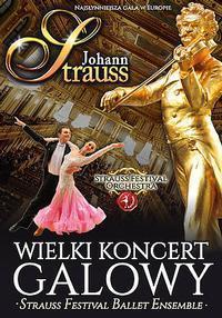 Great Johann Strauss Gala Strauss Festival Orchestra in Poland