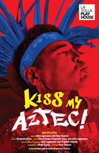 Kiss My Aztec! in San Diego