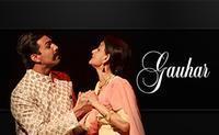 Gauhar in India
