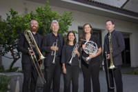 Holiday Brass Quintet in Hawaii