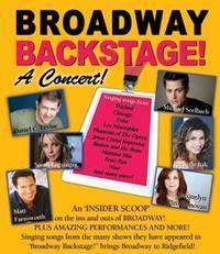 Broadway Backstage in Connecticut