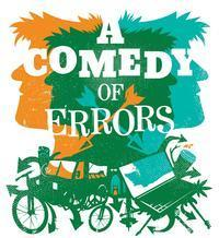 A COMEDY OF ERRORS by William Shakespeare in Seattle