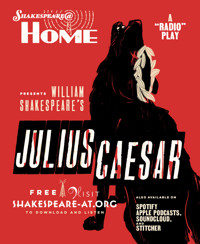 Shakespeare@ Home Julius Caesar in Off-Off-Broadway