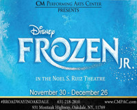 CM Performing Arts Center Presents: