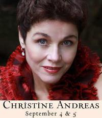 Christine Andreas in Off-Off-Broadway