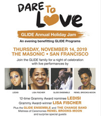 GLIDE Annual Holiday Jam: Dare to Love  in San Francisco