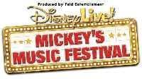 Disney Live! Mickey's Music Festival in Broadway