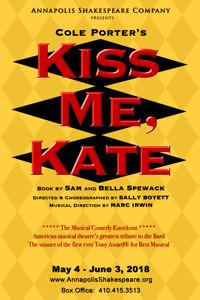 KISS ME, KATE in Baltimore