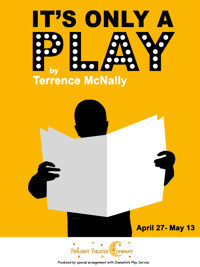 It's Only A Play by Terrence McNally in Portland