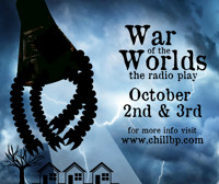 War of the Worlds, a radio play in Rockland / Westchester