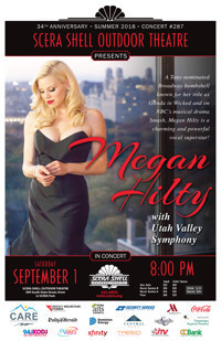 MEGAN HILTY  in Salt Lake City