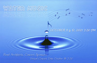 Water Music (Virtual Concert) in St. Louis
