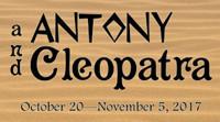 Antony and Cleopatra in Houston