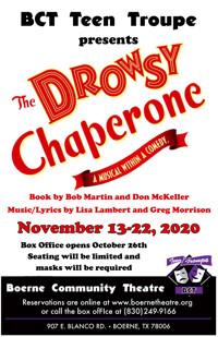 The Drowsy Chaperone in San Antonio