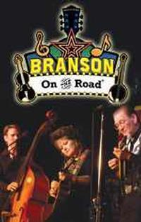 BRANSON ON THE ROAD in Central Pennsylvania