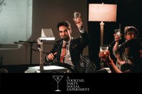 A Cocktail Party Social Experiment in Off-Off-Broadway