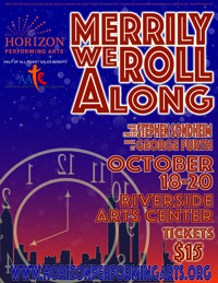 Merrily We Roll Along in Detroit