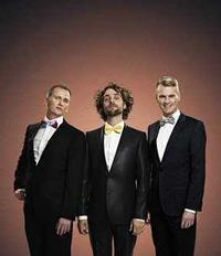 Christmas with Nordic Tenors in Norway