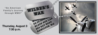 Wilber's War: An American Family's Journey through WWII - A Staged Book Talk in Boston