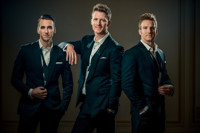 GENTRI: ?The Gentlemen Trio? Benefit Concert for Habitat Broward in Fort Lauderdale