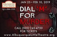 Dial 'M' For Murder in Albuquerque