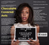Chocolate Covered Ants in Broadway