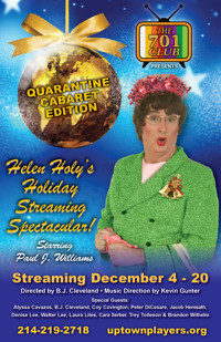 Helen Holy's Holiday Streaming Spectacular in Dallas
