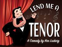 Lend Me A Tenor in Houston