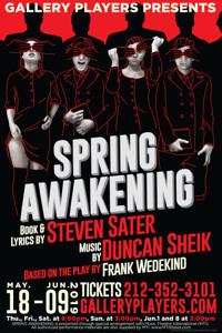 Spring Awakening in Off-Off-Broadway