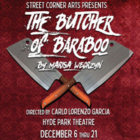 The Butcher of Baraboo by Marisa Wegrzyn in Austin