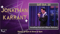 Jonathan Karrant Album Release in Off-Off-Broadway