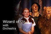 Wizard of Oz with Orchestra in Arkansas
