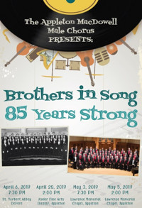 Brothers in Song - 85 Years Strong in Appleton, WI