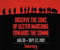 Observe the Sons of Ulster, Marching towards the Somme in Broadway