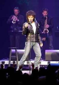Gino Vannelli in Broadway