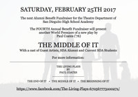 The Middle Of It - Part II of The Living Plays in San Diego