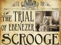 The Trial of Ebenezer Scrooge in Rhode Island