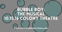 Bubble Boy: The Musical in Broadway