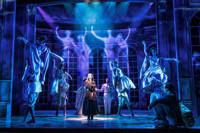 Anastasia in Broadway