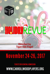 The Holiday Revue in Broadway
