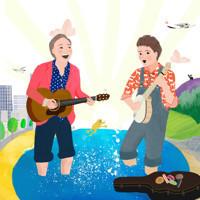 David Gibb & Brady Rymer: Songs Across the Pond in UK Regional