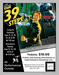 The 39 Steps in Detroit